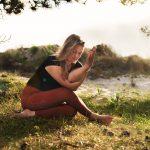 Vinyasa flow als daily practice brengt mij vertrouwen en kracht